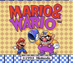 Cronología de Mario